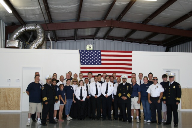 members in new building 2007