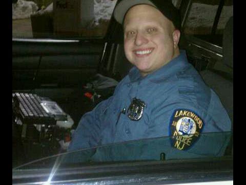 Patrolman Christopher Matlosz